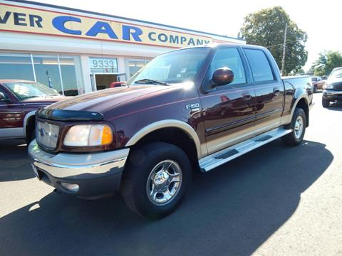 2001 Ford F-150 for sale in Vancouver, WA