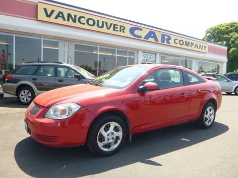 2008 Pontiac G5 for sale in Vancouver, WA