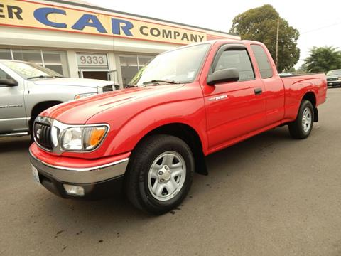 2003 Toyota Tacoma for sale in Vancouver, WA