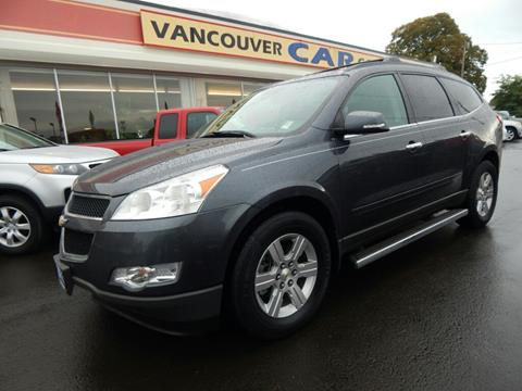 2012 Chevrolet Traverse for sale in Vancouver, WA