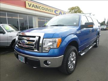 2009 Ford F-150 for sale in Vancouver, WA