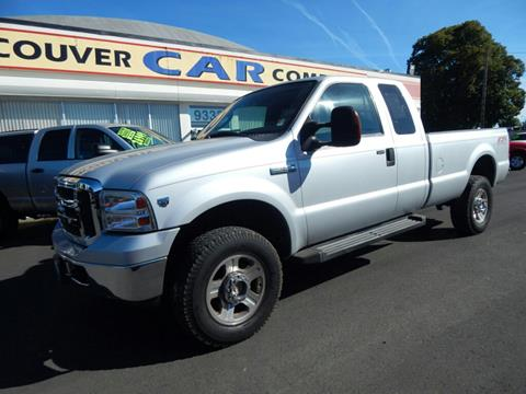 2006 Ford F-350 Super Duty for sale in Vancouver, WA