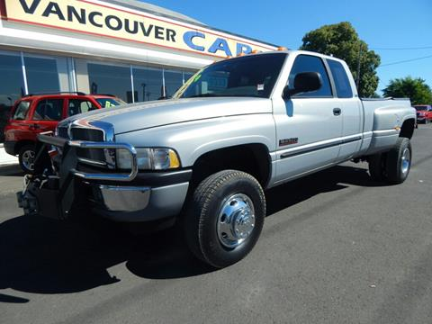 2000 Dodge Ram Pickup 3500 for sale in Vancouver WA
