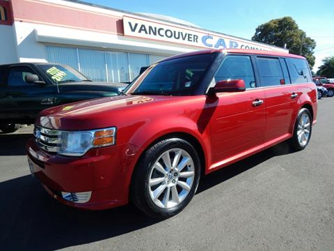 2010 Ford Flex for sale in Vancouver, WA