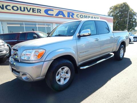 2006 Toyota Tundra for sale in Vancouver, WA