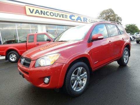 2011 Toyota RAV4 for sale in Vancouver WA