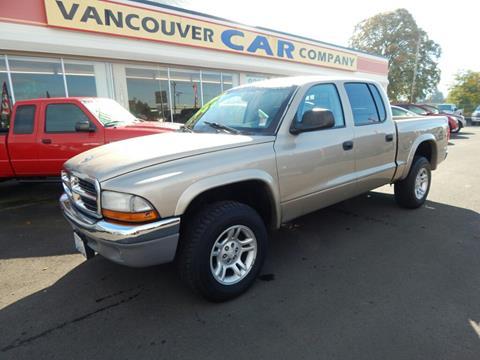 2004 Dodge Dakota for sale in Vancouver WA