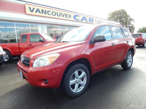 2006 Toyota RAV4 for sale in Vancouver WA
