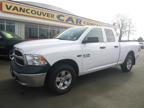2013 RAM Ram Pickup 1500 for sale in Vancouver, WA