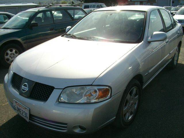 2006 nissan sentra 1 8 in ukiah ca mendocino auto auction. Black Bedroom Furniture Sets. Home Design Ideas