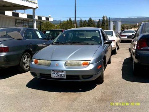 2002 Saturn S-Series for sale in Ukiah, CA
