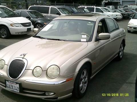 2002 Jaguar S Type For Sale In Ukiah, CA