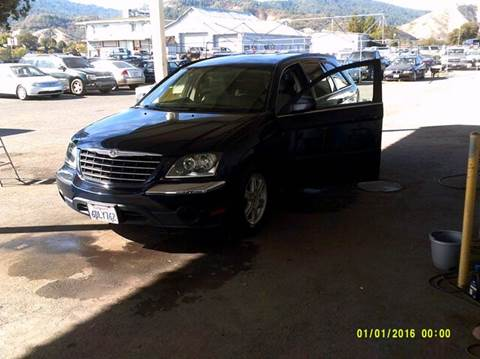 2004 chrysler pacifica for sale in california. Black Bedroom Furniture Sets. Home Design Ideas