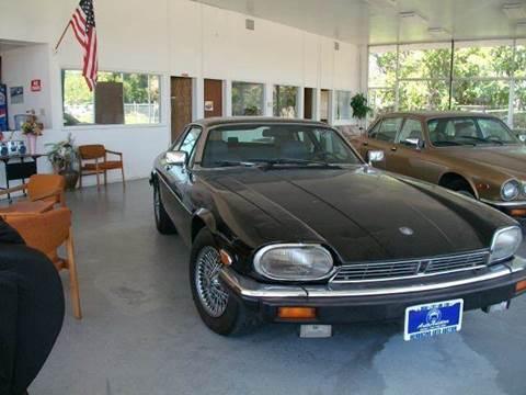 Jaguar XJS For Sale  Carsforsalecom