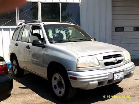 2000 Suzuki Vitara for sale in Ukiah, CA