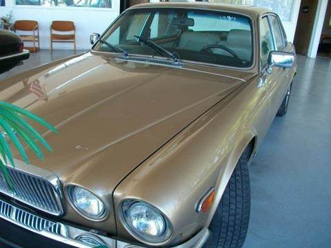 1984 Jaguar S Type For Sale In Ukiah, CA