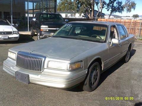 Used 1997 Lincoln Town Car For Sale In Utah Carsforsale Com