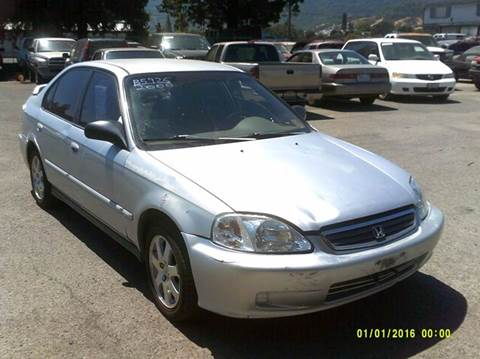 2000 Honda Civic For Sale In Ukiah, CA