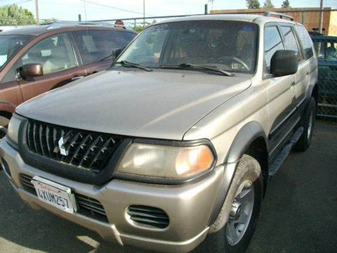 2002 Mitsubishi Montero Sport for sale in Ukiah, CA