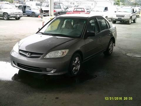 2004 Honda Civic for sale in Ukiah, CA