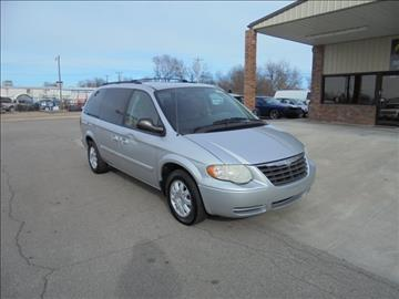 2007 Chrysler Town and Country for sale in Ponca City, OK