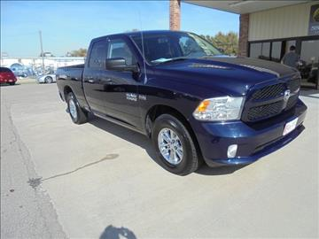 2013 RAM Ram Pickup 1500 for sale in Ponca City, OK