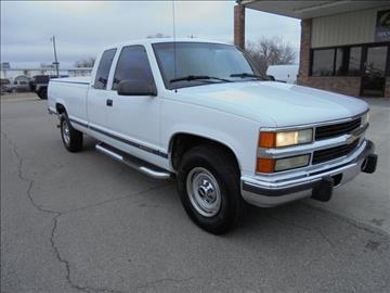 1996 Chevrolet C/K 2500 Series for sale in Ponca City, OK