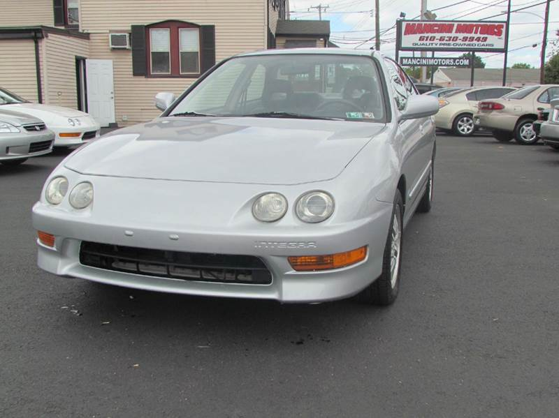 2000 acura integra ls 4dr sedan in norristown pa mancini. Black Bedroom Furniture Sets. Home Design Ideas