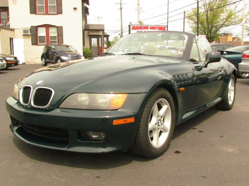 1997 bmw z3 2 8 2dr convertible in norristown pa mancini motors inc. Black Bedroom Furniture Sets. Home Design Ideas