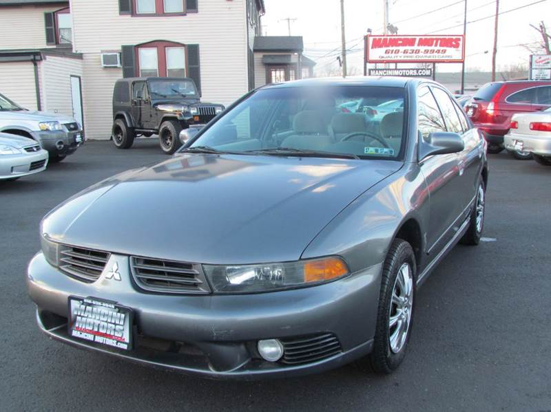 2003 mitsubishi galant es 4dr sedan in norristown pa