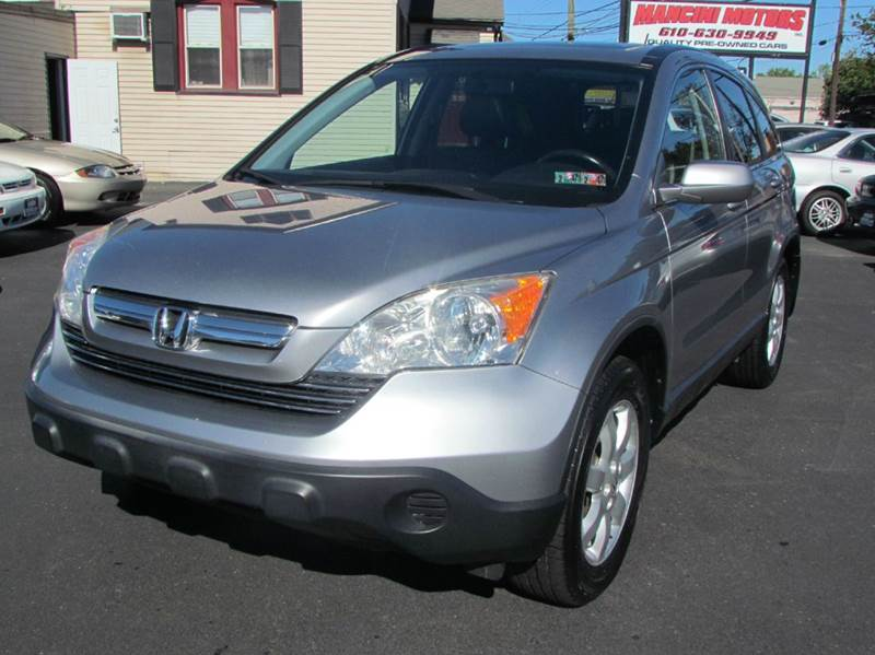 2007 honda cr v awd ex l 4dr suv w navi in norristown pa mancini motors inc. Black Bedroom Furniture Sets. Home Design Ideas