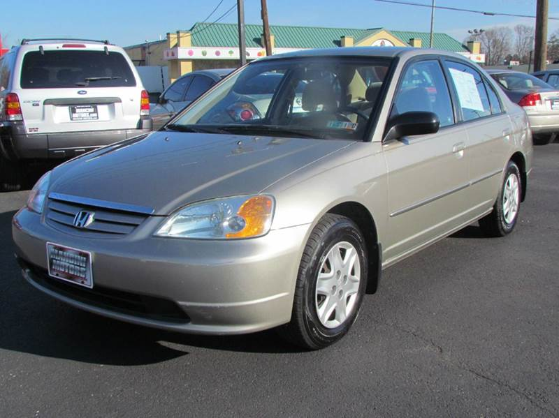 2003 honda civic lx 4dr sedan in norristown pa mancini. Black Bedroom Furniture Sets. Home Design Ideas