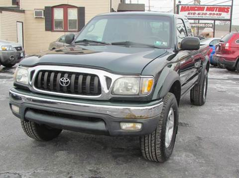 2004 toyota tacoma for sale pennsylvania. Black Bedroom Furniture Sets. Home Design Ideas