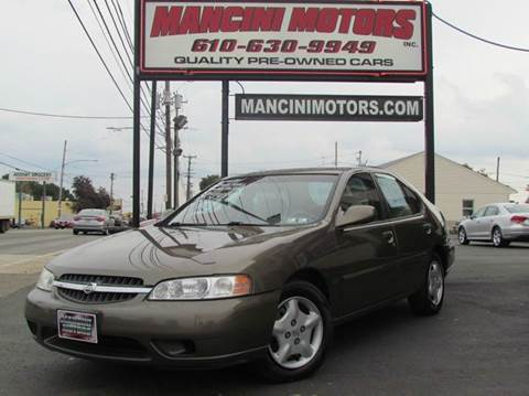2001 Nissan Altima for sale in Norristown, PA