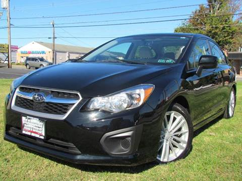 2012 Subaru Impreza for sale in Norristown, PA