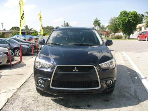 2012 Mitsubishi Outlander Sport for sale in Hialeah, FL