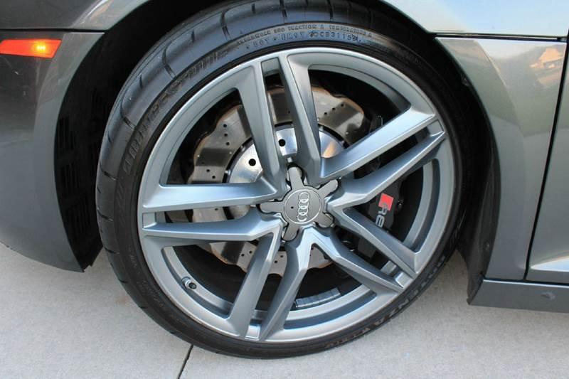 2015 Audi R8 V8 quattro Spyder AWD 2dr Convertible  - Kenosha WI