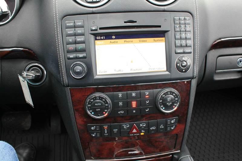 2011 Mercedes-Benz GL-Class AWD GL 550 4MATIC 4dr SUV - Kenosha WI