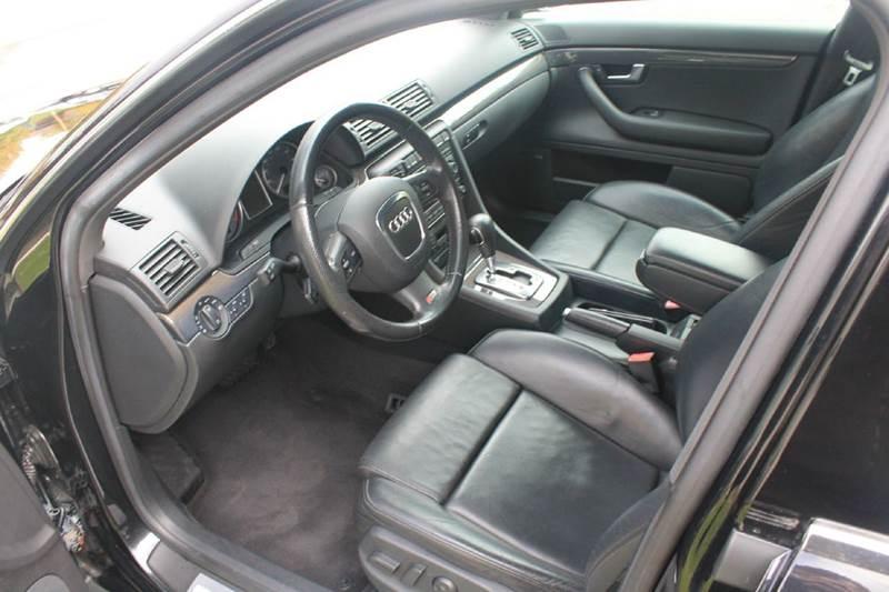 2008 Audi S4 Avant quattro AWD 4dr Wagon (4.2L V8 6A) - Kenosha WI