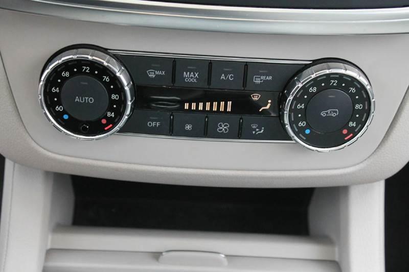 2012 Mercedes-Benz M-Class ML 350 BlueTEC DIESEL AWD 4MATIC - Kenosha WI