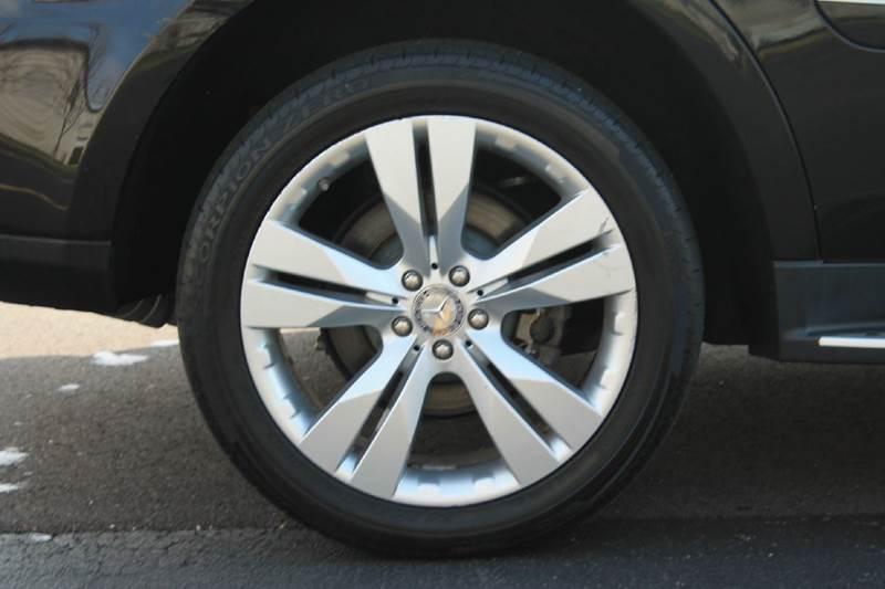 2011 Mercedes-Benz M-Class ML350 4MATIC AWD 4dr SUV - Kenosha WI