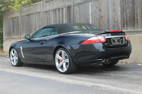 2008 Jaguar XK-Series