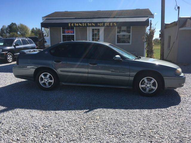 2004 chevrolet impala ls 4dr sedan in republic mo downtown motors