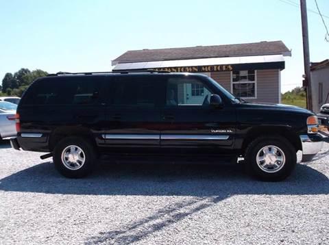 2000 GMC Yukon XL for sale in Republic, MO