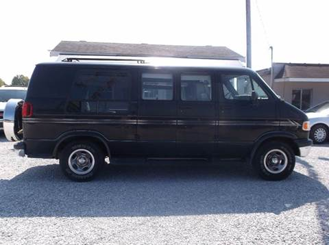 1996 Dodge Ram Van for sale in Republic, MO