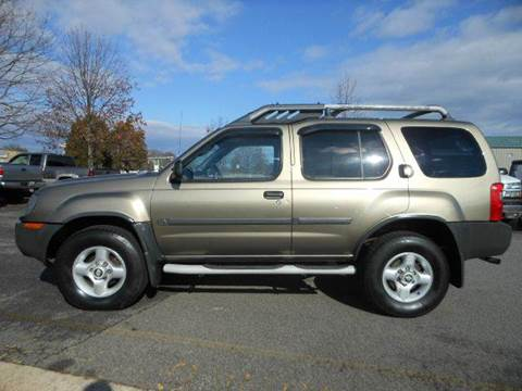2002 nissan xterra for sale in jacksonville ar. Black Bedroom Furniture Sets. Home Design Ideas
