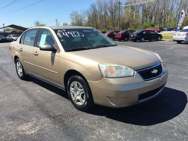 2007 chevrolet malibu ls 4dr sedan in louisville ky albi. Black Bedroom Furniture Sets. Home Design Ideas