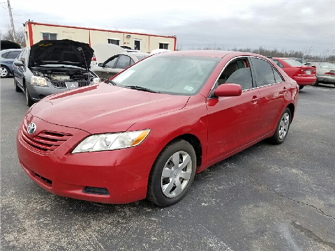 2007 Toyota Camry for sale in Louisville, KY