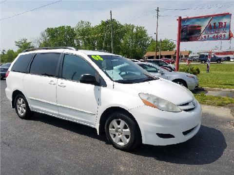 2008 Toyota Sienna for sale in Louisville, KY