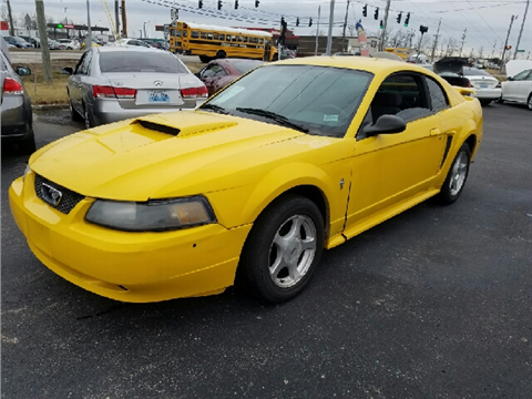 2004 ford mustang for sale in kentucky. Black Bedroom Furniture Sets. Home Design Ideas